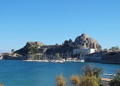 Достопримечательности Корфу: Старая крепость