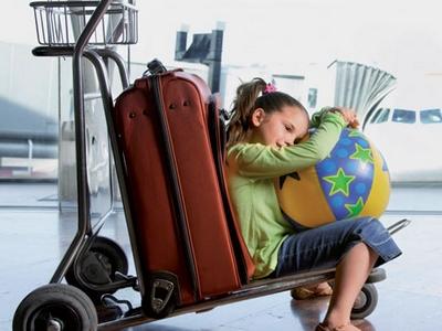 Документы для визы для детей