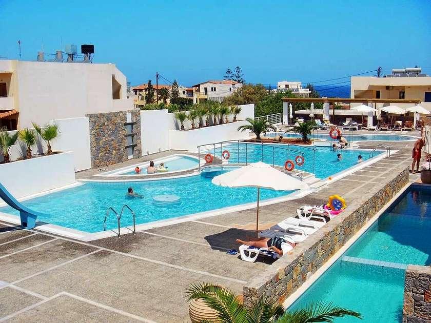 Отель Sissi Bay 3*
