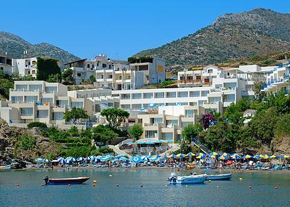 Отели Греции по системе все включено