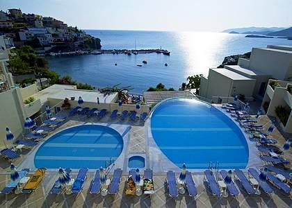 Отели 3 звезды острова Крит