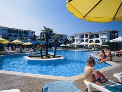 Отдых с детьми в Греции на курорте Афитос