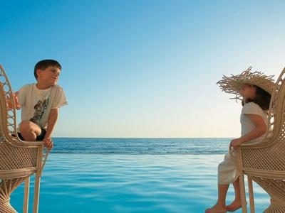 Отдых в Греции с детьми - отели
