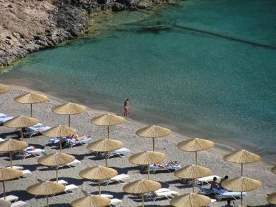 Отдых в Греции с детьми на пляже Халкидики