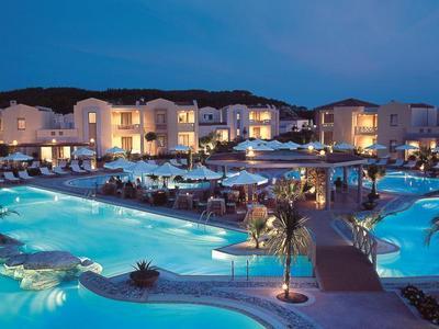 Отели Халкидики - отдых в Греции с детьми