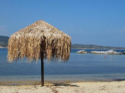 Отдых в Греции с детьми - пляж Ситонии