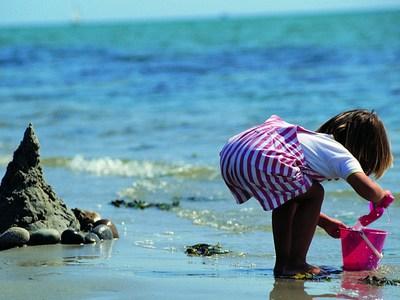 Пляжный отдых в Греции с детьми