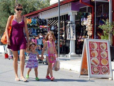 Неа Калликратия - отдых с детьми в Греции