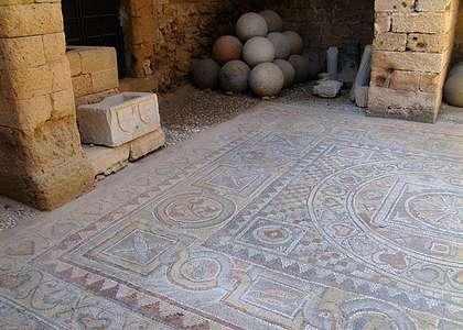 Достопримечательности Родоса - Археологический музей