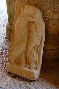 Достопримечательности Родоса - мраморная скульптура Афродиты