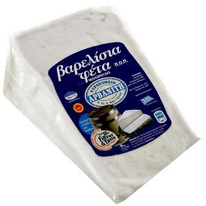 Что привезти из Греции: сыр фета