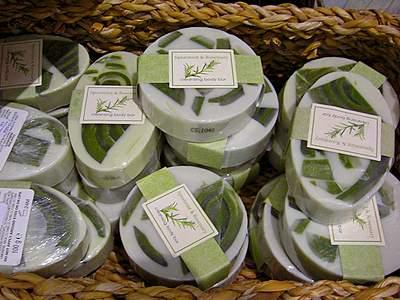 Что привезти из Греции: оливковое мыло в подарок