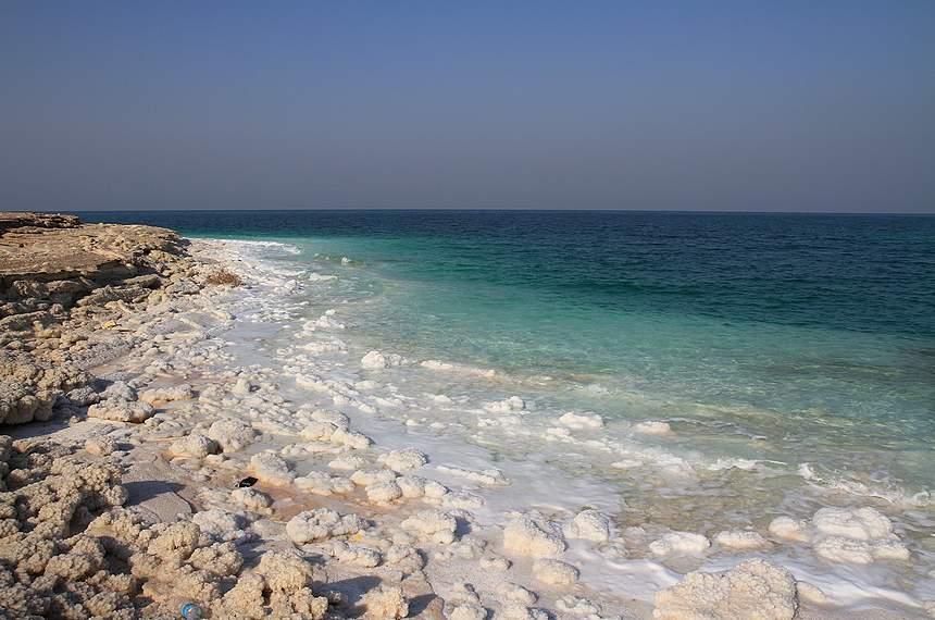 лечебный отдых на Мертвом море