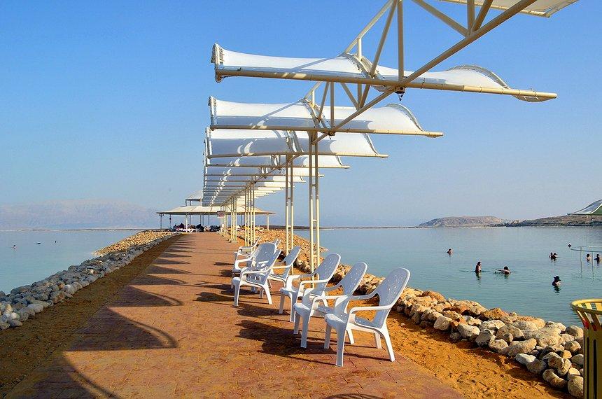 лечение в Израиле на курортах Мертвого моря