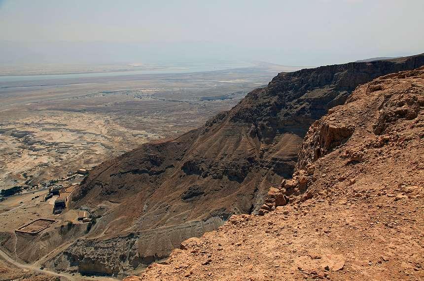 отдых в Израиле - экскурсия в Масада