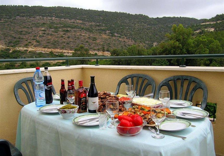 Гастрономический туризм в Израиле