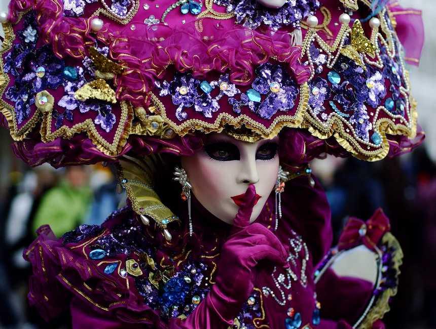 Карнавальный экспресс - лучшие карнавалы Италии!