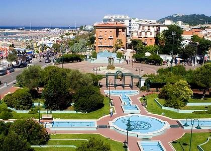 Курорт Италии Каттолика
