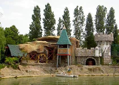 Парк развлечений Фиабиландия в Италии