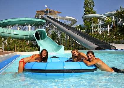 Парк развлечений Aquafan в Риччоне