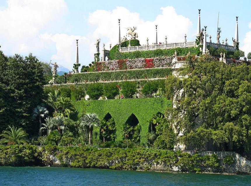 Озерные курорты Италии – озеро Лаго Маджоре