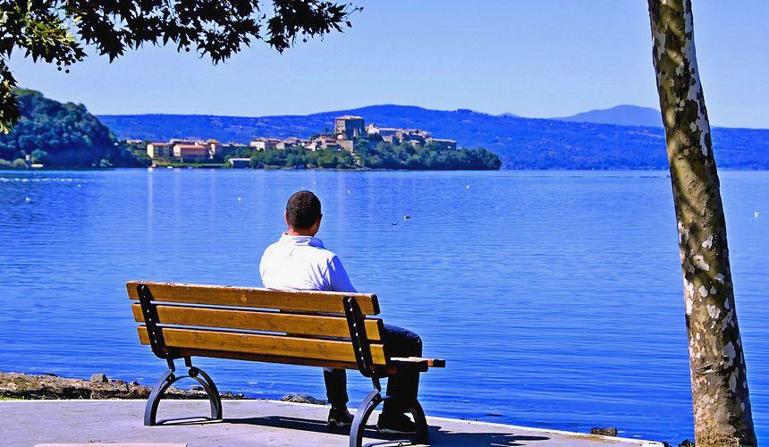 Курорты на озерах Италии
