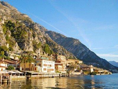 Озерные курорты Италии – Лимоне сул Гарда