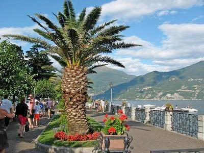 Живописные озерные курорты Италии - Менаджио