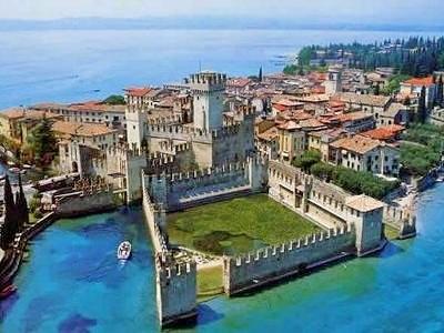 Озерные курорты Италии – отдых в Сирмионе
