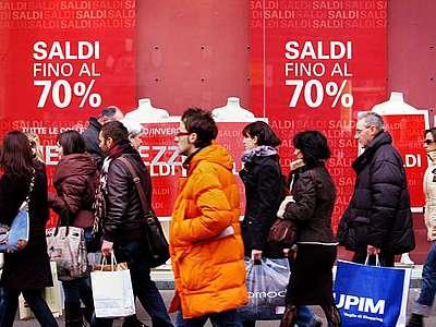 Распродажи в Римини