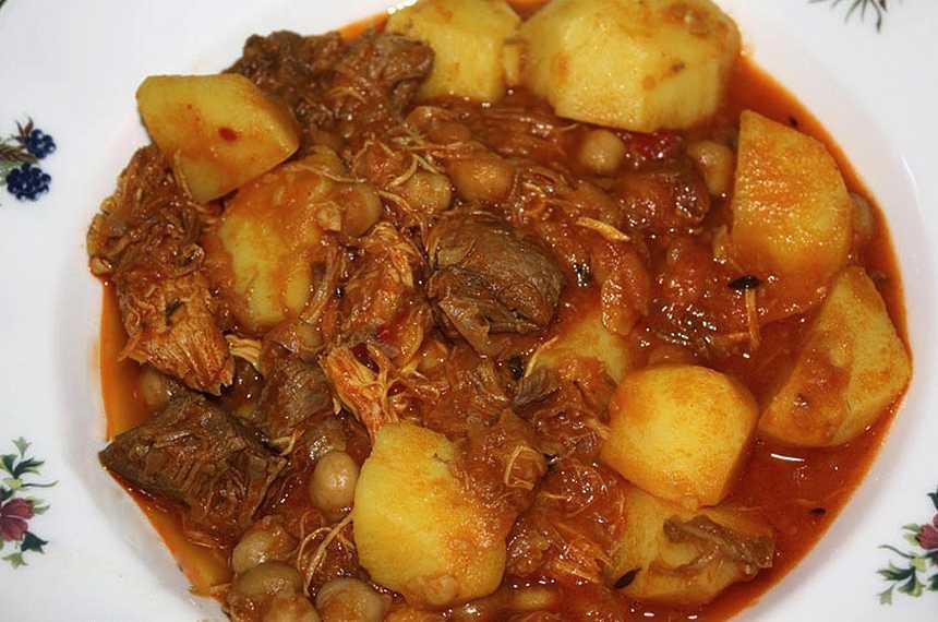 Мясные блюда в ресторанах Тенерифе
