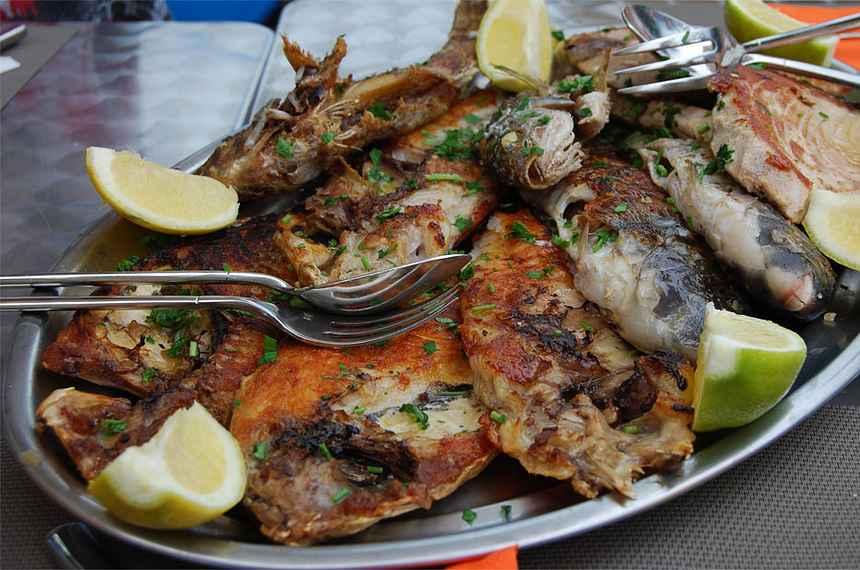Рыба-попугай с оригинальным вкусом в канарской кухне