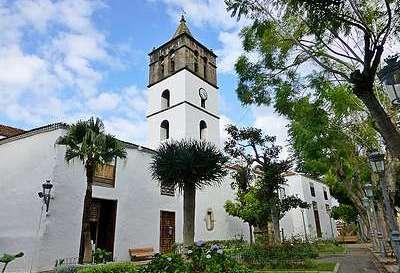Достопримечательности Тенерифе: церковь Святого Марка