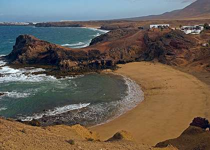 Лансароте: Playas de Papagayo