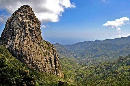 Достопримечательности Канарских осторов - Национальный парк Гарахонай