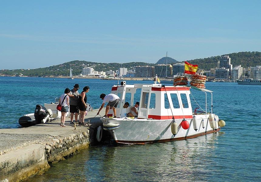 пляжный отдых в Испании - это Ибица