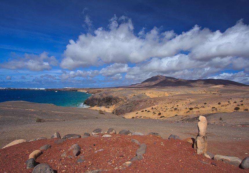 Лансароте - тихое место на Канарских островах