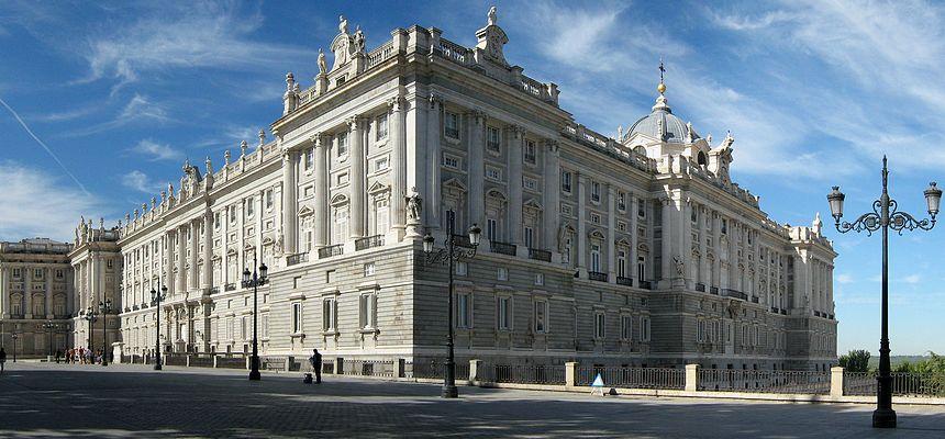 Достопримечательности Мадрида - Королевский дворец