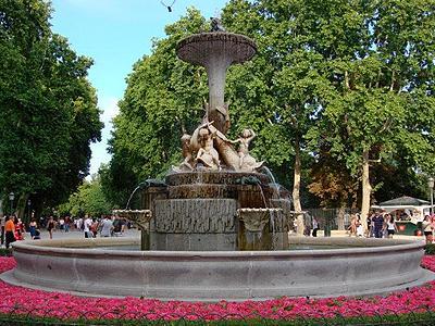 Достопримечательности Мадрида - Галапагосский фонтан