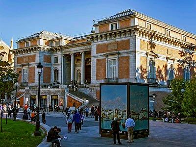 Достопримечательности Мадрида - Национальный музей Прадо