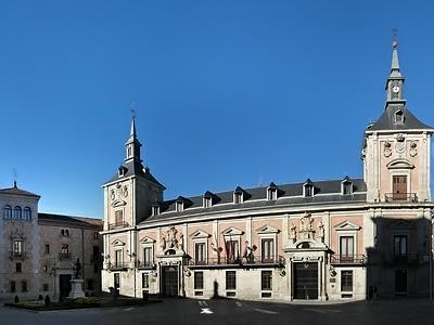 Достопримечательности Мадрида - улица Гран-Виа