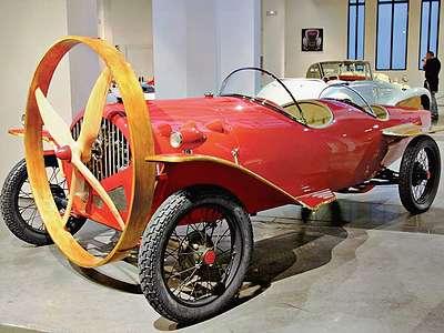 Музей автомобилей в Малаге