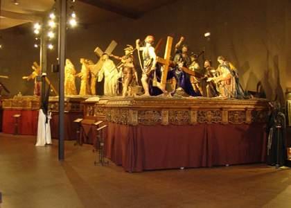 Малага: музей Страстной Недели