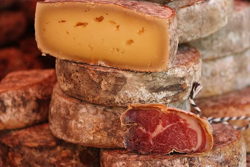 национальные блюда Испании