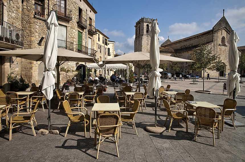 национальные блюда в Испании