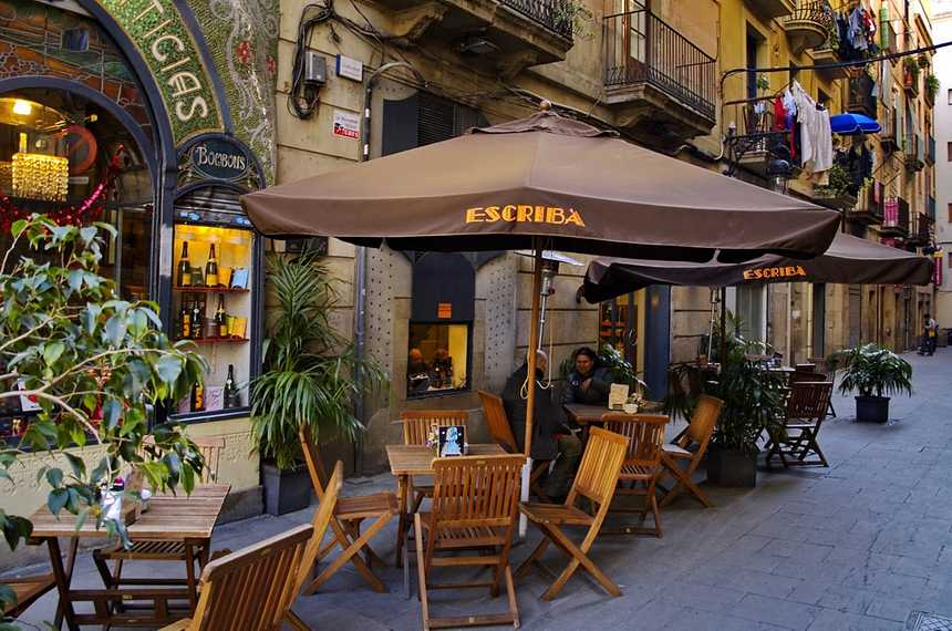 испанские кафе
