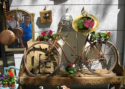 Рынок El Rastro: покупка сувениров из Испании