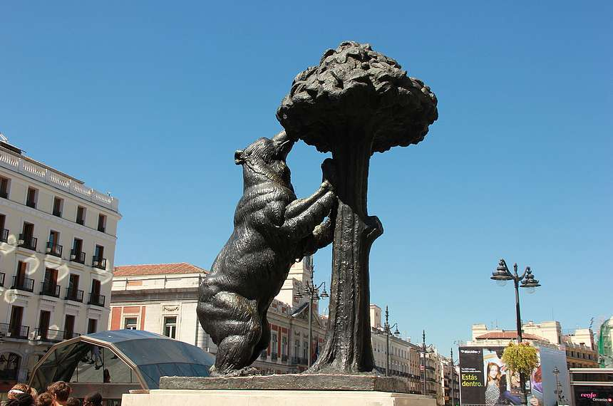 Памятники в Испании