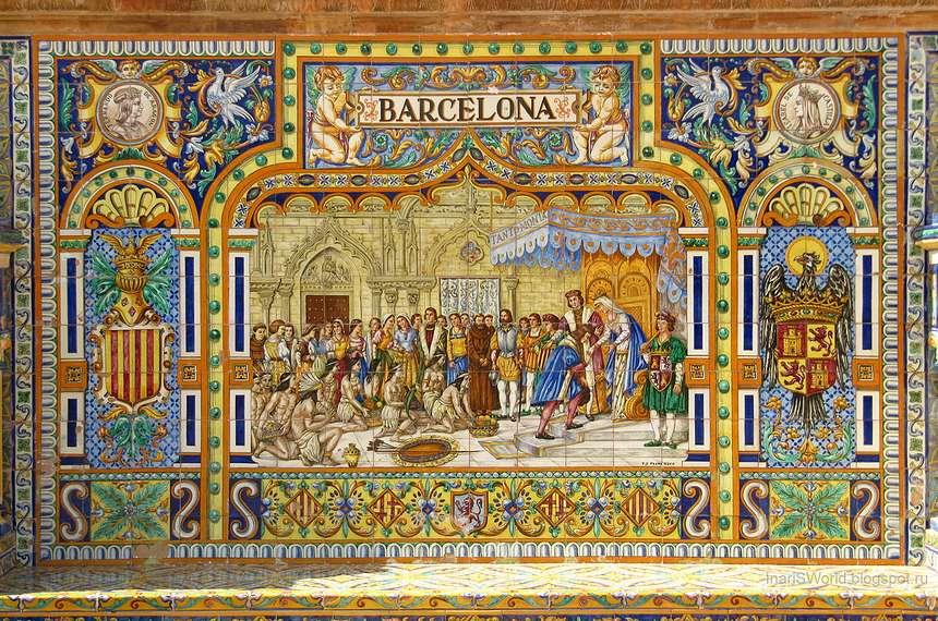Фото достопримечательностей Барселоны