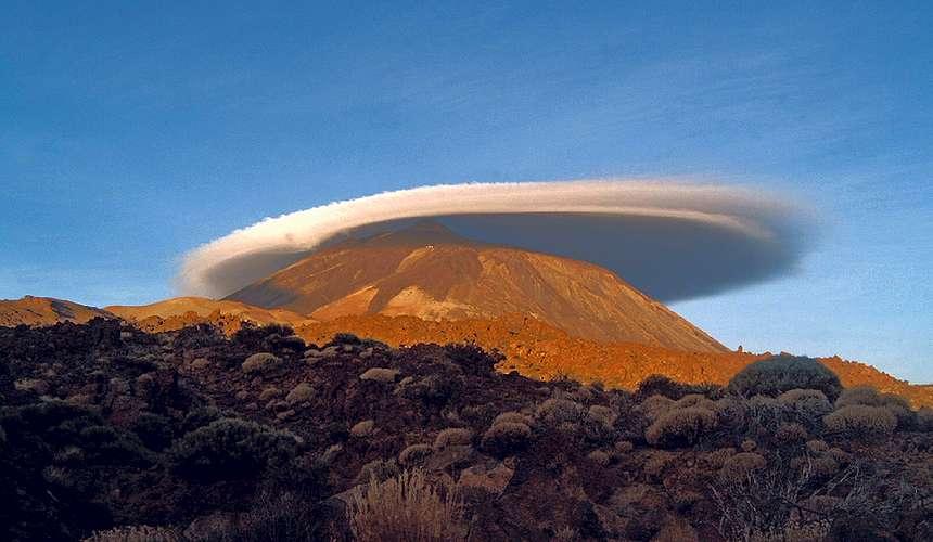 Вулкан Тейде на Тенерифе - Канарские острова
